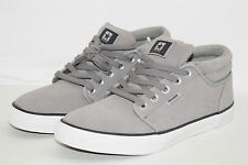 CONVERSE CHUCKS ALL STAR MID Gr.40 UK 6  Silo grau suede Wildleder