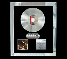 MARIAH CAREY EMOTIONS MULTI (GOLD) CD PLATINUM DISC FREE POSTAGE!!