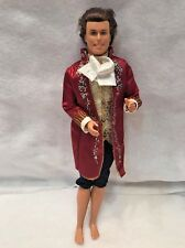 Disney Princess And Pauper King Dominick Doll 1999 Rooted Hair Articulated Joint