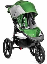Baby Jogger Summit X3 Jogging Stroller Green Gray NEW 2015
