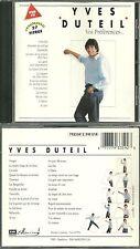 CD - YVES DUTEIL : Le meilleur de YVES DUTEIL - BEST OF / COMME NEUF