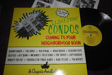 "LUXURY CONDOS  ""A Coyote Anthology ""  VARIOUS . ROUGH TRADE  ROUGH 103"