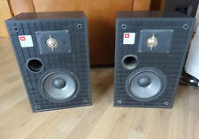 JBL TLX 3  GI début 80's enceintes compactes bass reflex,  puissantes