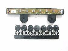JVC SL42B-C SL47B-C Keyboard Control 3655-0052-0156 0171-1771-2665 with Buttons