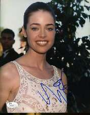 DENISE RICHARDS SIGNED JSA CERTIFIED 8X10 PHOTO AUTHENTICATED AUTOGRAPH