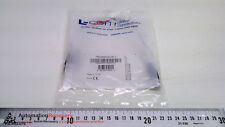 L-COM TRD855SCR-1, ETHERNET CABLE, LENGTH: 1FT, RJ45 CABLE,  26 AWG,, NE #213285