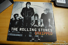 Rolling Stones - Stripped - 1995 Virgin Records - UK Very Rare 12'' Vinyl LP VG