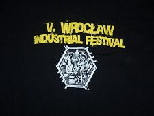 OFFICIAL POLAND WROCLAW INDUSTRIAL FESTIVAL T-SHIRT GIRLY NEO-FOLK