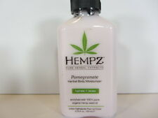 2.25 OZ. SUPRE HEMPZ POMEGRANATE MOISTURIZER AFTER TANNING LOTION