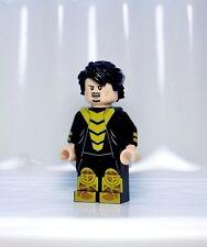 A153 Lego CUSTOM printed WEATHER WIZARD MINIFIG Flash Captain Cold superhero