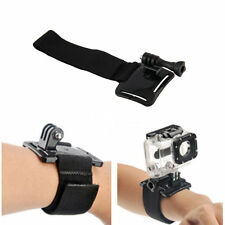 Diving Housing Adjustable Case Wrist Strap Band Mount for Gopro Hero 4 3+ 3 2 1