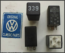 VW Audi Seat Skoda No 339 Relay For ABS - Part No 4A0907517