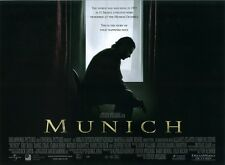 Munich movie poster - Eric Bana, Steven Spielberg - 12 x 16 inches