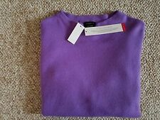 "New Talbots Woman ""MISSES""  ""XS"", Audrey 100% Cashmere 3/4 Sleeves ""XS"" Sweater"