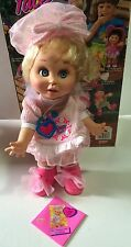 Vintage 1990 Galoob Baby Face Doll So Innocent Cynthia in box