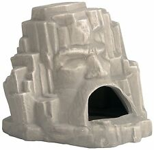 MARINA Ceramic Mountain Man Aquarium Ornament Limestone  #12168  FREE SHIPPING