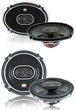 "JBL GTO938 6""X9"" 3-WAY 600W + JBL GTO638 6-1/2"" 360 WATTS 3-WAY COAXIAL SPEAKERS"