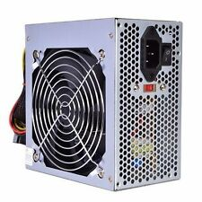 Hercules 600w-Max ULTRA QUIET ATX Power Supply 12cm Fan SATA 20+4-pin--Brand NEW