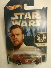 STAR WARS Hot Wheels JEDI ORDER Scorcher 1/8 Die-Cast Car