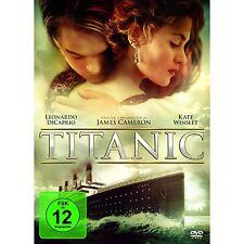 TITANIC (2 Disc Edt.) Kate Winslet, Leonardo DiCaprio OVP