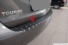 Carbon Chrom Ladekantenschutz für Fiat 500 X Carbonfolie 320µm stark