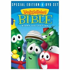 Veggie Tales: Bible Story Collection, New DVD, ,