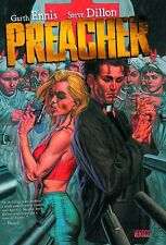 PREACHER VOL 2 TPB VERTIGO GARTH ENNIS BOOK TWO