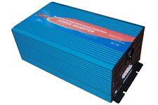 Convertisseur pur sinus 24V/220V 3000W/6000W avec chargeur