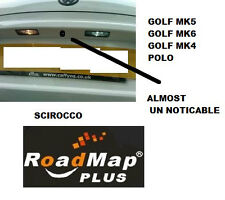 vw GOLF MK5 GOLF MK6 GOLF MK4 SCIROCCO POLO Rear reversing camera 013