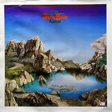 YES 1979 STEVE HOWE ALBUM PROMO POSTER ORIGINAL