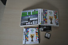 Nintendo DS Game Fifa Wolrld CUP Germany 2006