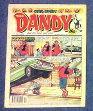 COMIC, DANDY, 24th  AUGUST 1991, ISSUE No. 2596