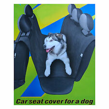 Car seat Protector Hammock Style Mat Liner Rear Back Seat Cover Dog Cat Pet MAKS