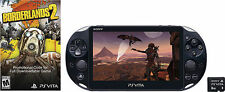 Sony PlayStation Vita (Latest Model)- Borderlands 2 Limited Edition Black Handh…