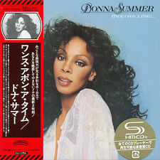 Donna Summer - Once Upon a Time UICY-75300 Japan Mini-LP SHM-CD OOP NEW