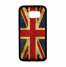 British Flag Union Jack Grunge For Samsung Galaxy S6 i9700 Case Cover