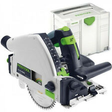 Festool TS 55 REBQ-Plus GB 240V Corded Plunge Cut Saw in Systainer - 561553