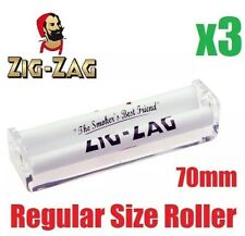 Cigarette Rolling Machine 3 X Zig Zag Size 70mm Automatic Cig Rolling Machine