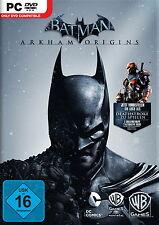 Batman: Arkham Origins - PC Spiel - NEU - Steam Download Code