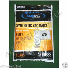 New Type Synthetic Vacuum Cleaner Bags for Kirby Sentria (Pkt 3) Part # AF1068S