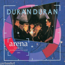 Duran Duran Arena Live CD Japan RE No Barcode Parlophone Audiophile CDP7460482