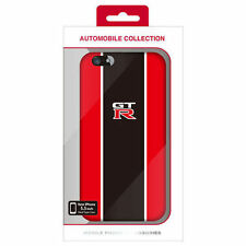 NISSAN GT-R STRIPE Back Case for iPhone 6 Plus / 6s Plus Red/Black