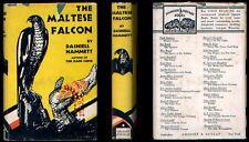 Dashiell Hammett - THE MALTESE FALCON - G&D HC with DJ