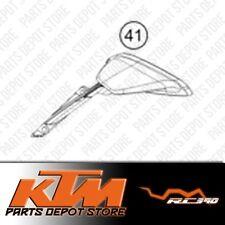 2015 15 KTM RC 390 NEW GENUINE LH LEFT SIDE MIRROR 90512540044
