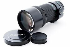 Canon New FD NFD 300mm f/4 FD Lens [Excellent++] From Japan