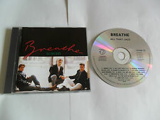 BREATHE - All That Jazz (CD 1988) UK Pressing