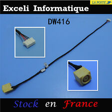 Connecteur alimentation Dc Power Jack cable LENOVO EDGE E530  E530C Connector