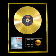 QUEEN LIVE AT WEMBLEY   CD  GOLD DISC FREE P+P!!