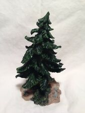 """Boyds Bearly-Built Villages~ A Forest Collection~5"""" Evergreen Tree #19809"""