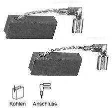 Kohlebürsten Motorkohlen für Bosch GBH 2-22 S, GBH 2-22 E - 5 x 8 x 20mm (2013)